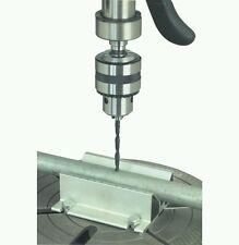 Self-Centering Drill Press Jig Machinist's Shop Tube Tubing Round Bar Stock NEW