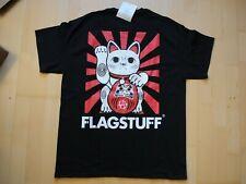 "Flagstuff Cattown T-Shirt Tee L Black ""Japan Off White Patta"""
