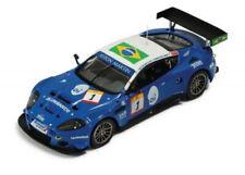 1:43 Aston Martin DBR9 n°1 Mil Milhas Brasil 2006 1/43 • IXO GTM037 #