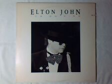 ELTON JOHN Ice on fire lp USA QUEEN WHAM! NIK KERSHAW SISTER SLEDGE