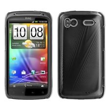 Black Cosmo Hard Case Phone Cover for HTC Sensation 4G