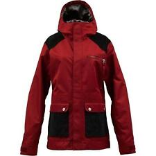 New BURTON Women's Size XS Snow Jacket Aster Hooded Snowboard Warm Winter Coat