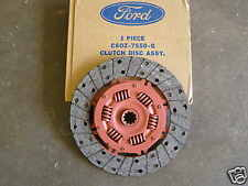 NOS Ford Fairlane Falcon Mercury Comet Clutch Disc 1963 1964 1965 1966 1967 1968
