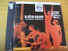 ALFREDO TISOCCO KATHARSIS CD ARTIS  OPUS AVANTRA