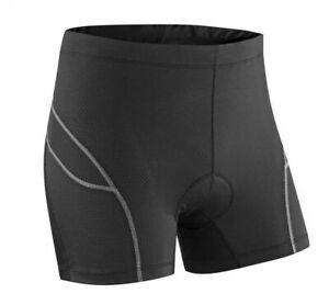 New Cycling Underwear Gel 3D Padded Bike/Bicycle Shorts Size S Under06