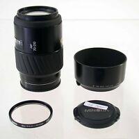 MINOLTA AF 70-210 70-210mm F3,5-4,5 Sony Alpha A-mount fast aperture /17