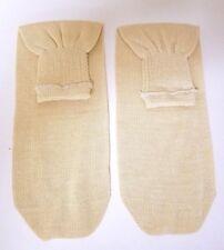 Japan Quality 100 % Silk Socks for Cold Prevention Overlaid Wear  23-25 cm