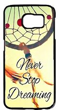 Hot Indian Dream Catcher Quote Saying Black Case Cover For Samsung Galaxy Note 5
