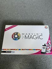Marvin's iMagic Deluxe Magic Set - 365 Tricks - Brand New - Box Tricks