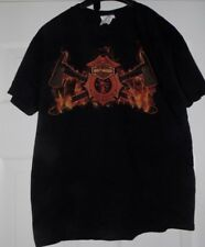VINTAGE HARLEY DAVIDSON T SHIRT FROM READING PA FIRE FIGHTERS SEE PIC SIZE M