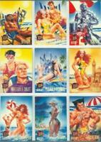 1995 Fleer Ultra X-Men FULL Base Set Complete 150 Marvel Cards with checklist