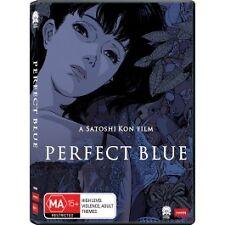 Perfect Blue - DVD R4 Cult Anime Satoshi Kon
