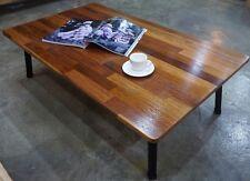 Wooden floor table folding tea laptop desk low Coffee Japanese Style