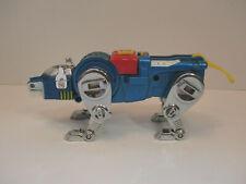 Y & K TOEI Golion Voltron Blue Lion! EXCELLENT CHROME APPLICATION!!!