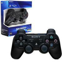 NEW Original OEM PS3 Playstation 3 Wireless Dualshock 3 SIXAXIS Controller
