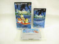 DAIKAIJYU MONOGATARI Super Famicom Nintendo Daikaiju sf