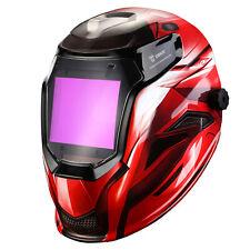 DEKO Auto Darkening Mig Tig Arc Welding Helmet Mask LED Digital Display
