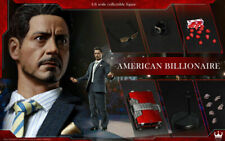 Iron Man Tony Stark 1/6 American Billionaire Action Figure Doll Toy In Stock