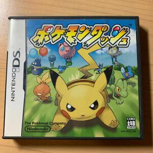 used Pokemon Dash DS Nintendo Racing game Game software