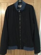 Mens Penguin Jacket Navy Blue XXL