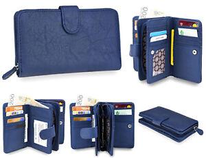 Damen Brieftasche Geldbörse Portemonnaie Geldbeutel Frauen Börse Portmonee 126