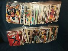 huge 139 issue adventures of superman dc comics lot movie collection action