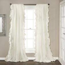 Rayan's Products Reyna Window Curtain Set for Living, Dining & Bedrooms (Pair)