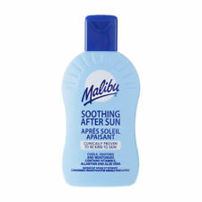 Malibu Soothing After Sun Lotion Protection with Aloe Vera - Family Size 400ml