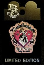 Retired 2005 Disney Wdw Cinderellabration Grand Opening Cinderella Pin Le 1500