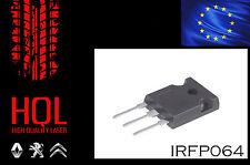 Transistor IRFP064N + thermal paste repair heating & fun CITROEN PEUGEOT RENAULT