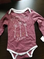f30898760 Halloween Harry Potter Hermione Baby 3-6 Months Bodysuit Tights ...
