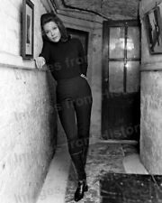 8x10 Print Diana Rigg The Avengers 1965 #3257