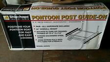 Shipshape Trailer Parts Pontoon Post Guide-On C. E Smith  Model 27670 New