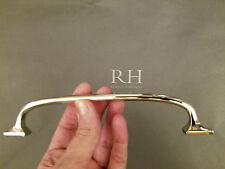 "NEW RESTORATION HARDWARE RH BISTRO SILVER 6"" DRAWER PULL CABINET HANDLE"