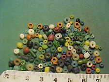 100 + piccola Roman perline di vetro, i LAPISLAZZULI CORALLO ecc circa 100-400 annuncio.
