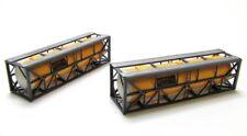 RÖWA 2408 chaudière réservoir dans le conteneur Châssis ermeco Accessoires Piste h0 1:87 - Neuf dans sa boîte