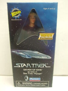 Star Trek - Seven of Nine Toyfare Exclusive Action Figure Playmates 1999 - NISB