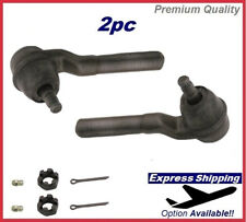 Premium Tie Rod End SET Outer For 95-97 Ford F250 4WD Kit ES3362L ES3363T