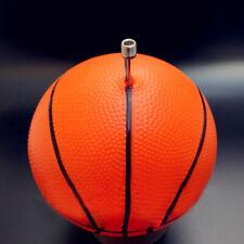 10x Inflating Needle Pins Nozzle Basketball Football Soccer Ball Pump Needle