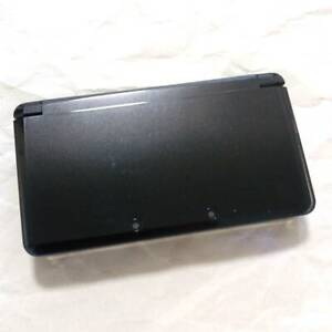 NINTENDO 3DS Cosmo Black Handheld Gaming Console SPR-001
