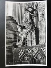 Cheshire: Chester Cathedral, Wooden Bench Ends RP - Pub by Walter Scott