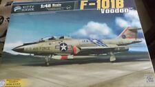 Kitty Hawk KH80114 1/48 Scale F-101B Voodoo Fighter Model Kit
