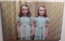 "Shining 2"" x 3"" Refrigerator Locker MAGNET Kubrick Twins"