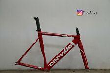 Cervelo t1 track frameset fixed gear velodrome frame size small spare roa forks