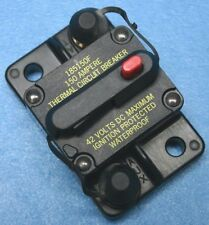 Cooper Bussmann 150 AMP Thermal Circuit Breaker 185150F