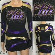 Cheerleading Uniform Elite Allstar Adult Med