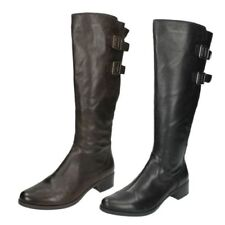 """Ladies Clarks Knee High Boots """"Likeable Me"""""""