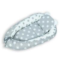 3tlg Babynestchen Babykokon 2seiting MINKY Kokon Nest Babynest Decke Kissen