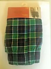 Plaid Men's Slim Fit BOXER BOXERS Small NWT Mossimo underwear