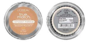 Loreal True Match Super Blendable Compact Makeup SPF 17 #W4 NATURAL BEIGE